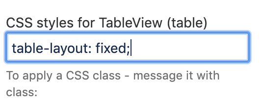 How To Create A Table With Fixed Width Columns In Confluence